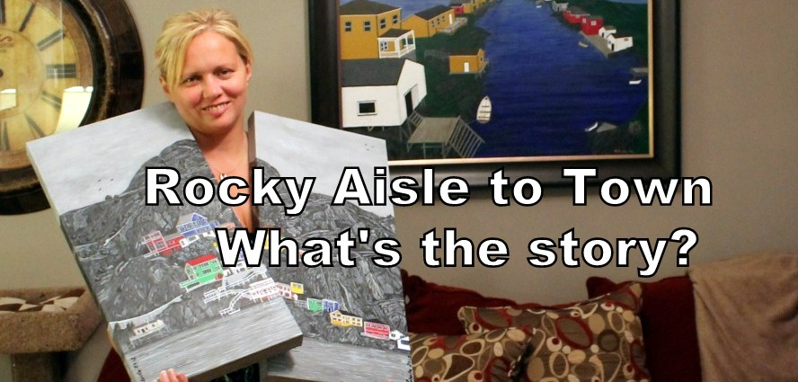Rocky Aisle to Town - Whats the story