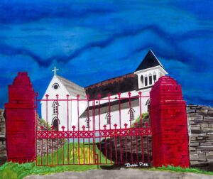 Brickhouse Red by Bobbi Pike
