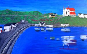 Comforts of Home by Bobbi Pike (My hometown- Spaniards Bay)