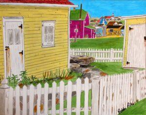 Down in Bonavista by Bobbi Pike