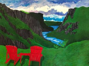 Gorge-ous Gros Morne by Bobbi Pike