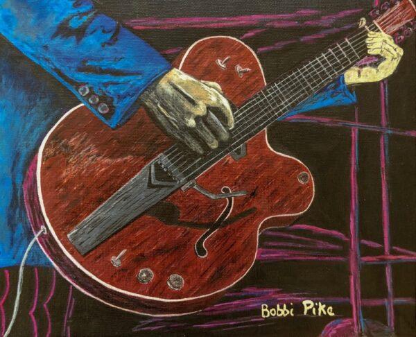 Guitar Hero by Bobbi Pike