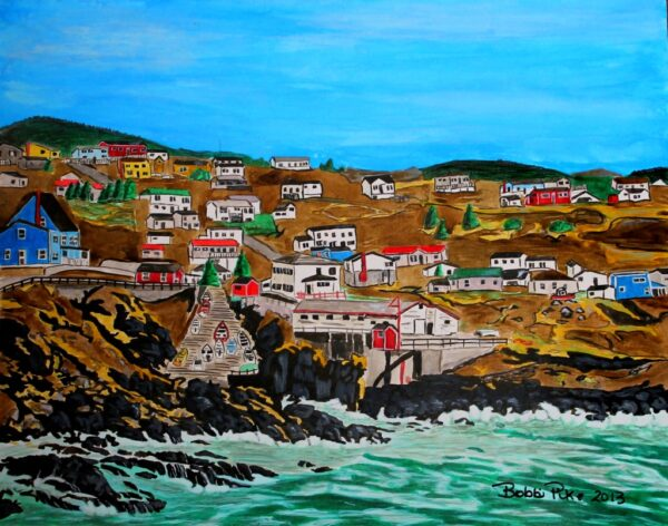Hauled Ashore by Bobbi Pike