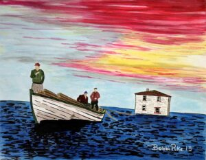 High Tides, High Hopes by Bobbi Pike- relocation, NL style