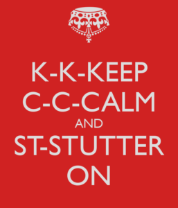 Just stay calm .....