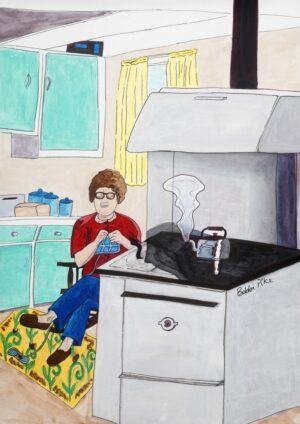 Kitchen Yarns by Bobbi Pike