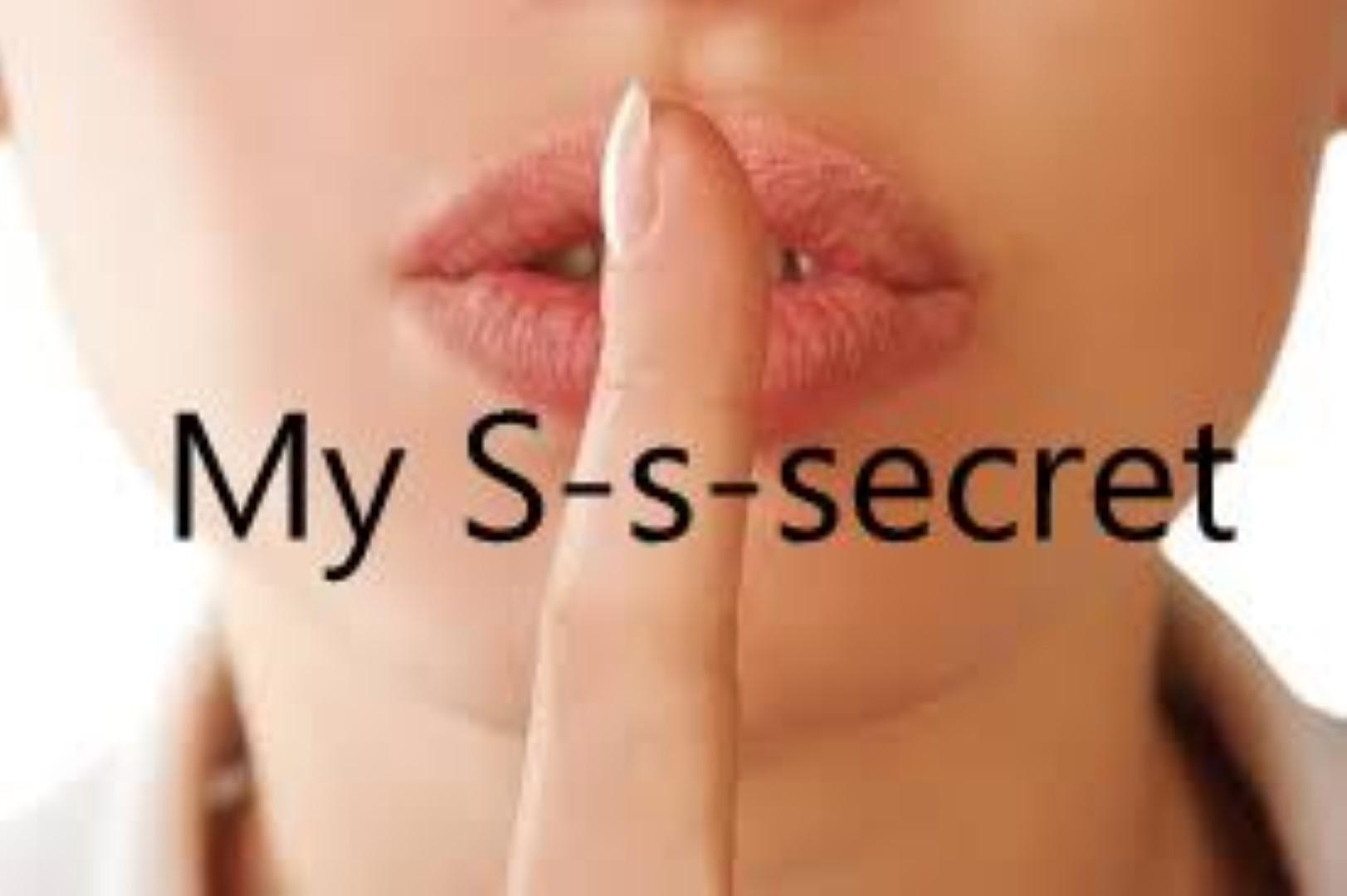 My S-s-secret