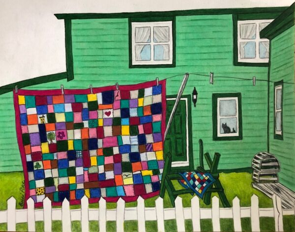 Payne's Quilt by Bobbi Pike