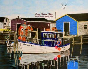 Petty Harbour Blues