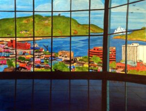 Rooms with a view by Bobbi Pike