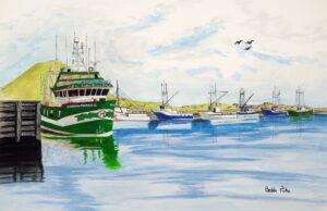 Skipper's Gone Home by Bobbi Pike