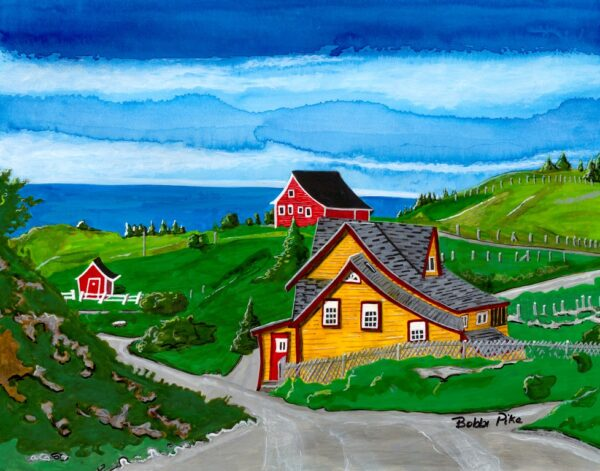 View of the Bight by Bobbi Pike