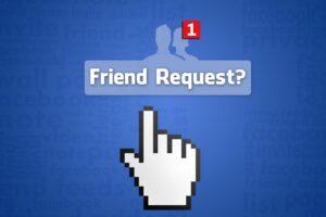 Friend request?